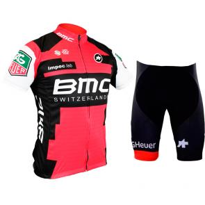 Kit Bermuda + Camisa Refactor World Tour BMC 17