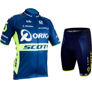 Kit Bermuda + Camisa Refactor World Tour Orica 17