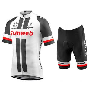 50552d57cd Kit Bermuda + Camisa Refactor World Tour Sunweb 17 - MX Bikes