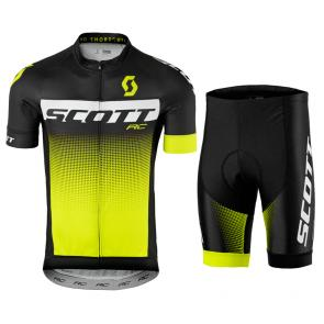 Kit Bermuda + Camisa Scott RC Pro 2017