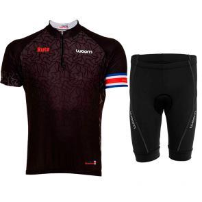 Kit Bermuda + Camisa Woom Essence Ruta