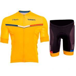Kit Bermuda + Camisa Woom Supreme Paris