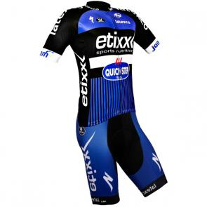 Kit Bermuda + Camisa Refactor World Tour Etixx