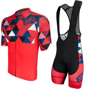Kit Bretelle + Camisa ASW Active Caleido