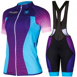Kit Bretelle + Camisa Feminina Free Force Road Day