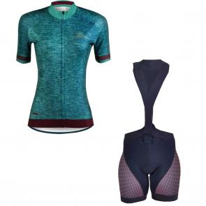Kit Bretelle + Camisa Feminina Mauro Ribeiro Tech Mystic