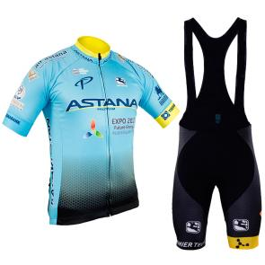 Kit Bretelle + Camisa Refactor World Tour Astana 17