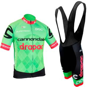 Kit Bretelle + Camisa Refactor World Tour Cannondale 17
