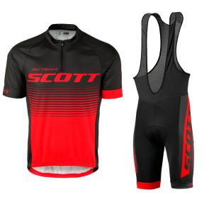 Kit Bretelle + Camisa Scott RC Team 2017