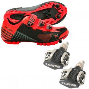 Kit Pedal Clip Básico