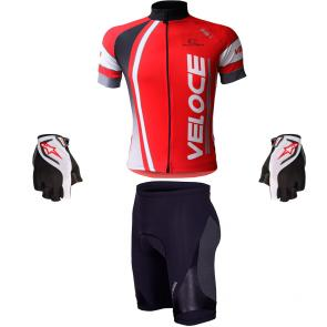 Kit Roupa Ciclismo MR