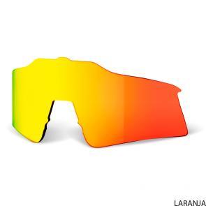 Lente Óculos 100% Speedcraft Espelhada - Short