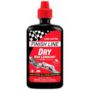 Lubrificante à base de Óleo Finish Line Teflon Plus 120ml