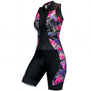 Macaquinho Regata Feminino Free Force Tropical