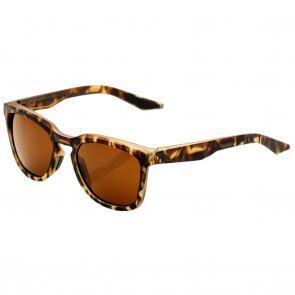 Óculos 100% Hudson Marrom