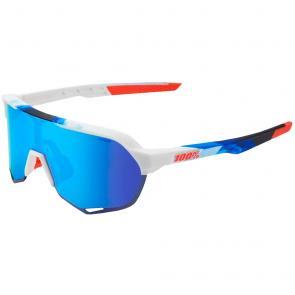 Óculos 100% S2 Branco/Azul
