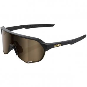 Óculos 100% S2 Preto Fosco