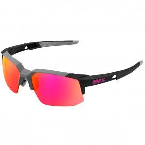 Óculos 100% Speedcoupe Cinza