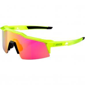 Óculos 100% Speedcraft SL Flúor/Laranja