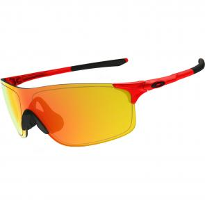 Óculos Ciclismo Oakley EVZero Vermelho Pitch Prizm Road