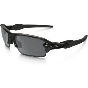 Óculos Ciclismo Oakley Flak 2.0 Preto Polido Polarizado