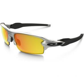 Óculos Ciclismo Oakley Flak 2.0 Silver