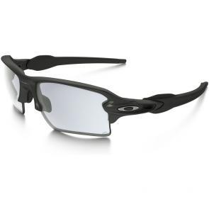 Óculos Ciclismo Oakley Flak 2.0 XL Steel Fotocromático