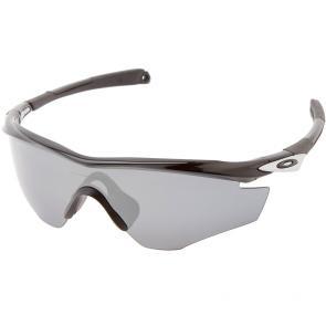 Óculos Ciclismo Oakley M2 Frame Preto Polido Polarizado