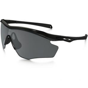 Óculos Ciclismo Oakley M2 Frame XL Preto Polido Polarizado