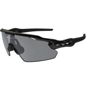 Óculos Ciclismo Oakley Radar EV Pitch Preto Polido Polarizado
