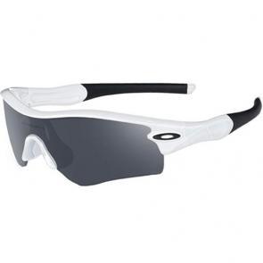 Óculos Ciclismo Oakley Radar Path Branco Polido