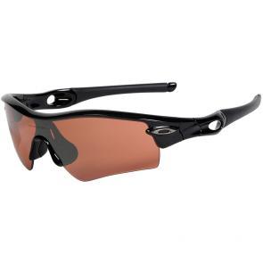 Óculos Ciclismo Oakley Radar Path Preto Polido