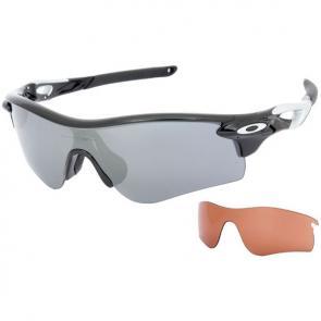 Óculos Ciclismo Oakley Radarlock Path Preto Polido