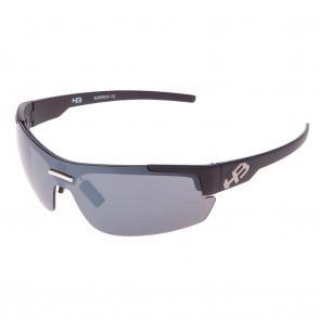 Óculos HB HighLander 3B Matte Black - Flash Mirror