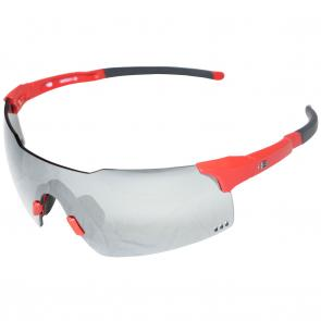 Óculos HB Quad V Matte Fire/Silver