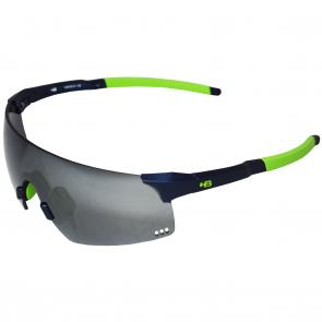 Óculos HB Quad R Matte Navy/Silver