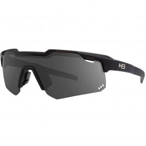 021ce329db066 Óculos HB Shield Mountain Matte Black Gray