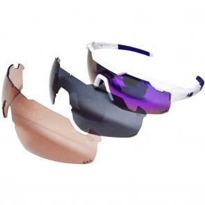 4dee8b215 Óculos HB Shield Mountain White + Lentes Extras
