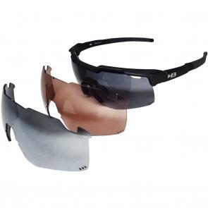 29539a2c1 Óculos HB Shield Road + Lentes Extras