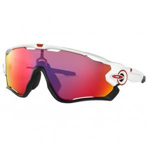Óculos Oakley Jawbreaker White/Prizm Road