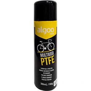 Óleo Spray Lubrificante PTFE Algoo 300ml