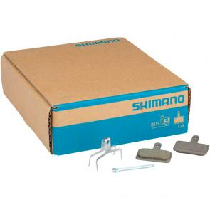 Pastilha de Freio Shimano BS01 Resinada - Caixa 25 Unidades
