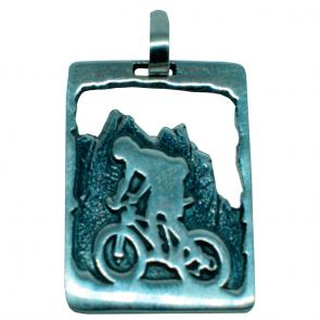 Pingente Magia das Jóias Mountain Bike
