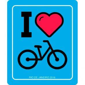 Placa um carro a menos - I Love Bike