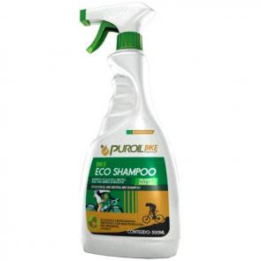 Shampoo Pronto Uso PurOil Eco 500ML com Borrifador