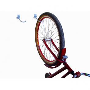 Suporte Gancho Bikeway Ferro Zincado