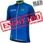 Camisa Free Force Brasil - Azul