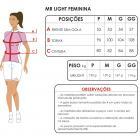 Camisa Mauro Ribeiro Light Feminina