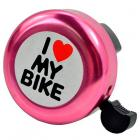 Campainha Alum�nio I Love My Bike