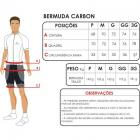 Kit Bermuda + Camisa Manga Longa Mauro Ribeiro Carbon Fusion